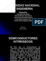 SEMICONDUCTORES EXTRINSECOS