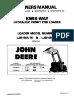 LJD100A 75 Kwik Way Loader