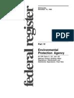 Epa Water Potable