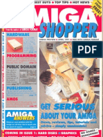 Amiga Shopper Magazine Issue 0 April 91