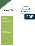 Rang De Annual Report 2011 12