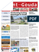 De Krant Van Gouda, 26 Juli 2012