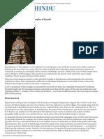 The Hindu _ Arts _ Books _ Epigraphical Study of Vishnu Temples of Kanchi