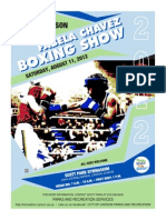 Boxing Show 8-11-2012