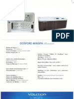 GOSFORD MINISPA Premium