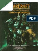 Warcraft - Livro Dos Monstros by Azamor