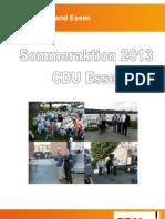 Sommeraktion 2012