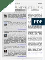 India Transport Portal Newsletter - July, 2012