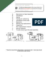 EVK Seal Manual