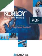 Korloy2005 Catalogue