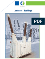 Condenser Bushing Up to 420 kV (India)English