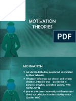 Motivation Theories Leadership