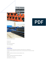 Seamless Steel Pipe Distributors Exporters