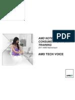 2011 VISION Mainstream Platform Consumer to Sales Team