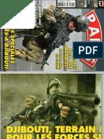 Djibouti FS francaises,RAIDS N°307,2011