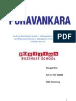 Project Report Puravankara