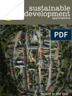 Sustainable Development Applications 3