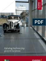 Purmo Katalog Techniczny Grzejniki Kanalowe AQUILO 07 2012 PL