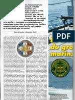 Fusiliers marins de Toulon,RAIDS N°307,2001