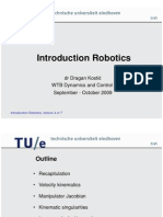 Introduction Robotics Lecture4