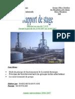 Rapport OCP Groupe Asservissements