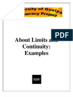 B_About Limits and Continuity Examples
