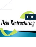 Corporate Debt Restructuring Final