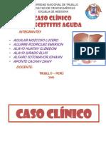 Diapos Finales Caso Clinico Colecistitis