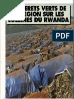 La Legion sur les collines du Rwanda,RAIDS N°101,1994.október