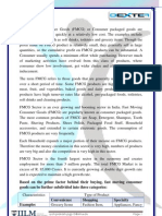 Online Branding in Fmcg Sector