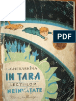 L Gheraskina - In Tara Lectiilor Neinvatate
