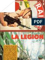 La Légion,RAIDS N°26,1988.júli