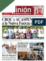 Edición 26 de Julio 2012