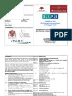 Programa XXV Seminario SIPS_UCLM Talavera