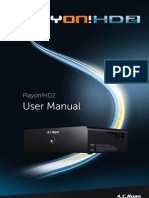 English PV73700 Manual