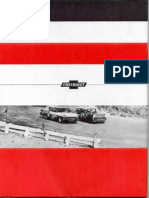 1957 Stock Car Competition Guide