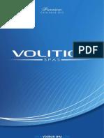 VOLITION SPAS - Catalogue Premium