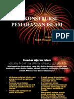 4. Rekonstruksi Pemahaman Islam