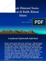 8. Menguak Dimensi Sosio-Kultural Di Balik Ritual Islam