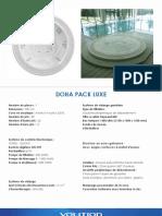 VOLITION SPAS - Catalogue Doha