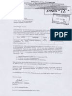 LS 1C A12 - Request for Liquidation by Sec Cabral