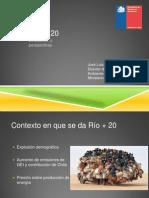 RSE - Río+20, evaluación y perspectivas