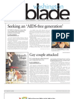 Washingtonblade.com - Volume 43, Issue 30 - July 27, 2012