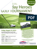 Golf Tournament Makes Home Ownership More Affordable for San Diego Police Officers