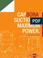 Cap Bora Brochure