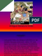 Antigua literatura hindú