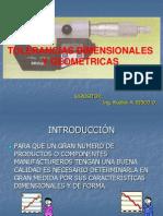 08.Tolerancias Dimensionales y Geométricas