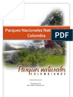 Parques Naturales Colombia