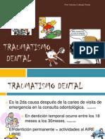 Unidad Ix. Tratamiento Del Trauma Dental