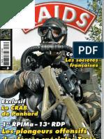 Les plongeurs offensifs des 1RPIMa+13RDP;Les societes francaises de securite (1), RAIDS N°313,2012.jún